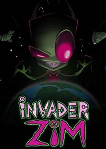 Picture of a TV show: Invader Zim