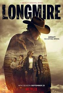 Picture of a TV show: Longmire