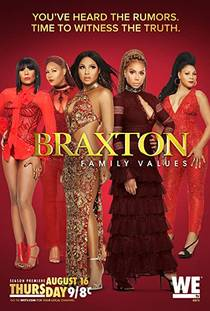 Picture of a TV show: Braxton Family Values