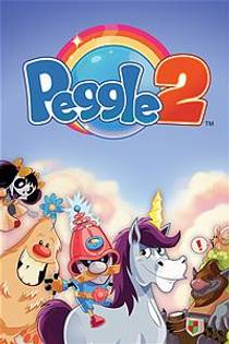 Picture of a game: Peggle 2