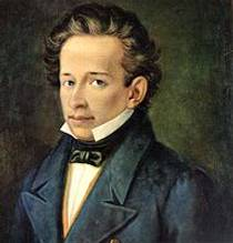 Picture of an author: Giacomo Leopardi