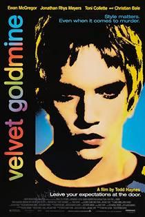 Picture of a movie: Velvet Goldmine