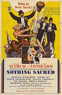 Picture of a movie: Nothing Sacred
