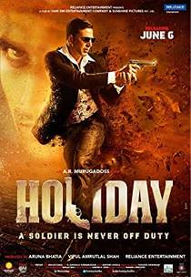 Picture of a movie: Holiday