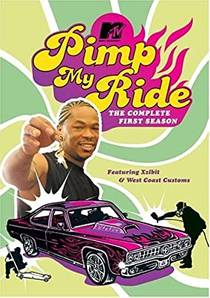 Picture of a TV show: Pimp My Ride