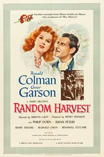 Picture of a movie: Random Harvest