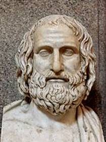 Picture of an author: Euripides