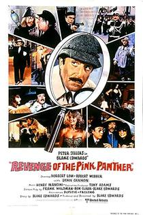 Picture of a movie: Revenge Of The Pink Panther
