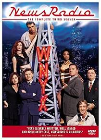 Picture of a TV show: Newsradio
