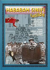 Picture of a movie: Hababam Sınıfı Tatilde