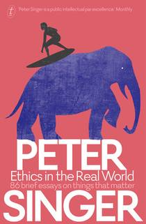 Picture of a book: Ethics In The Real World: 86 Brief Essays On Things That Matter