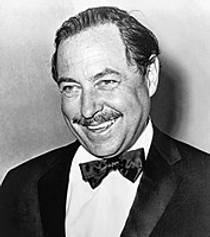 Picture of an author: Tennessee Williams