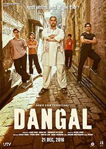 Picture of a movie: Dangal