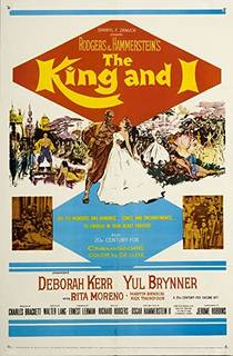 Picture of a movie: The King And I