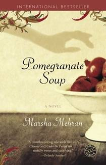 Picture of a book: Pomegranate Soup