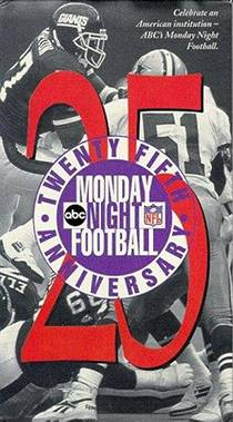 Picture of a TV show: Nfl Monday Night Football