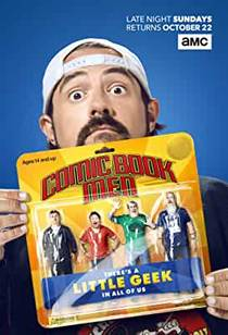 Picture of a TV show: Comic Book Men