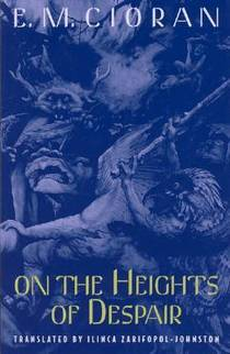 Picture of a book: On The Heights Of Despair