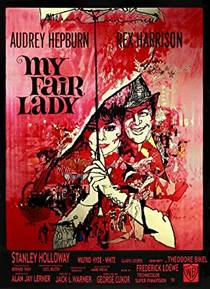 Picture of a movie: My Fair Lady