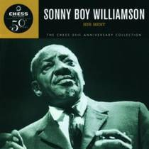 Picture of a band or musician: Sonny Boy Williamson