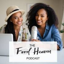 Picture of a podcast: Food Heaven Podcast