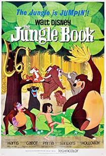 Picture of a movie: The Jungle Book