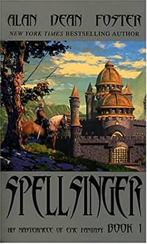 Picture of a book: Spellsinger