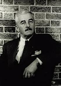 Picture of an author: William Faulkner