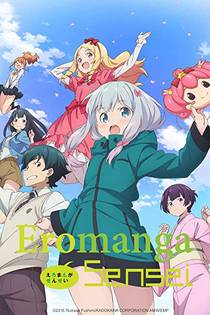 Picture of a TV show: Eromanga Sensei