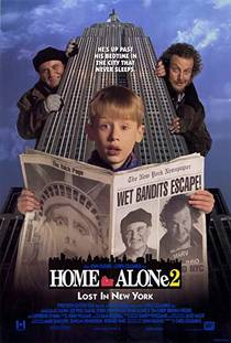 Picture of a movie: Home Alone 2: Lost In New York