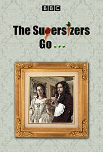 Picture of a TV show: The Supersizers Go...