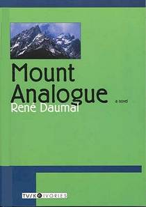 Picture of a book: Mount Analogue