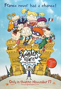 Picture of a movie: Rugrats In Paris: The Movie