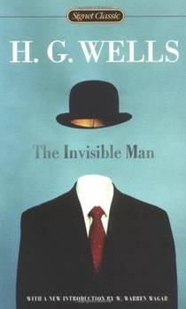 Picture of a book: The Invisible Man