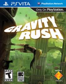 Picture of a game: Gravity Rush Remastered