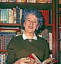Picture of an author: Enid Blyton