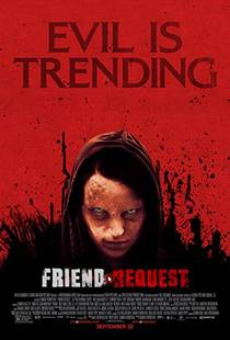Picture of a movie: Friend Request