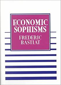 Picture of a book: Economic Sophisms