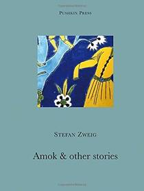Picture of a book: Amok And Other Stories