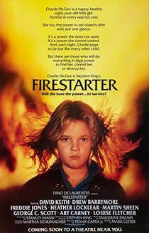 Picture of a movie: Firestarter