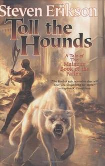 Picture of a book: Toll The Hounds