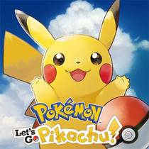 Picture of a game: Pokemon: Let's Go, Pikachu!