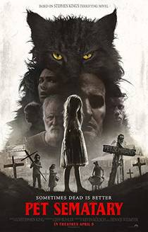 Picture of a movie: Pet Sematary