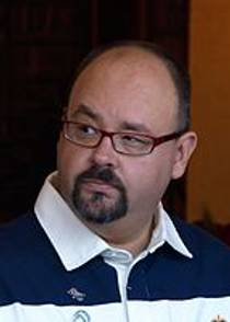 Picture of an author: Carlos Ruiz Zafón