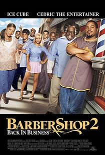 Picture of a movie: Barbershop 2: Back In Business