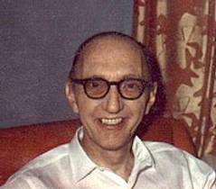 Picture of an author: Cordwainer Smith