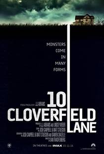 Picture of a movie: 10 Cloverfield Lane