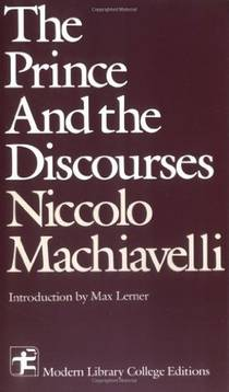 Picture of a book: The Prince And The Discourses