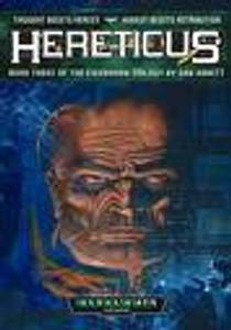 Picture of a book: Hereticus