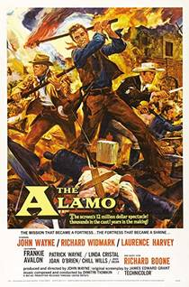 Picture of a movie: The Alamo